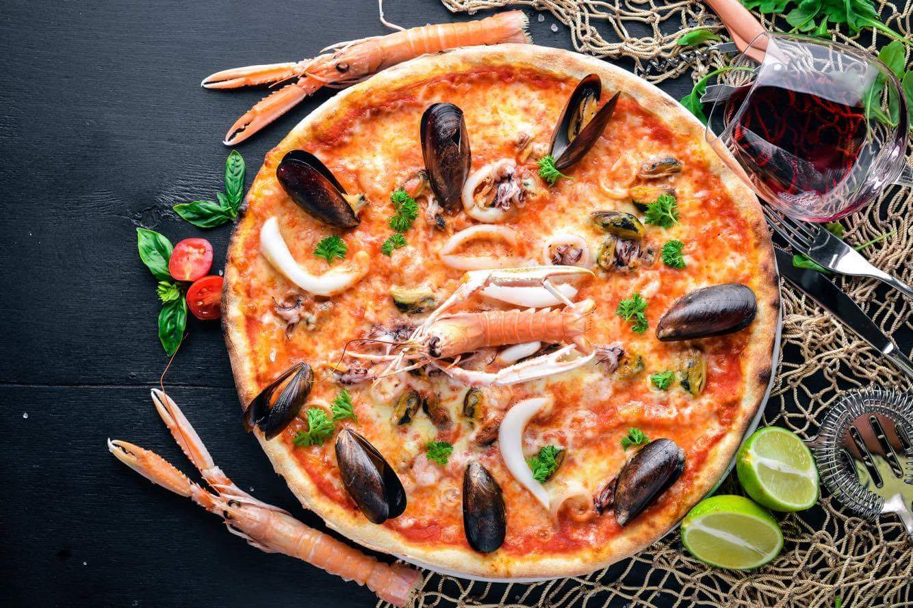 (ru) Итальнский ужин