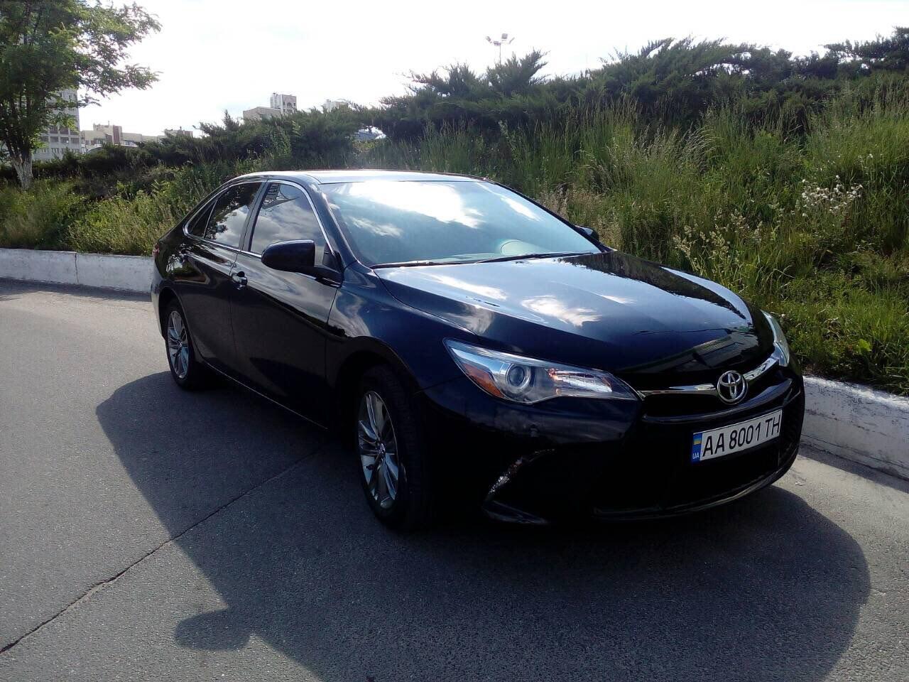 Toyota Transfer